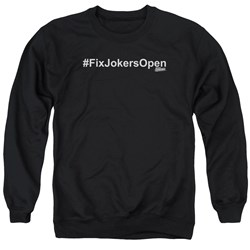 Impractical Jokers - Mens Fixjokersopen Sweater