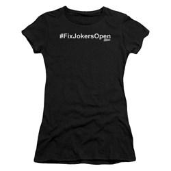 Impractical Jokers - Juniors Fixjokersopen T-Shirt
