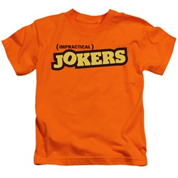 Impractical Jokers - Youth Impractical Jokers Logo T-Shirt