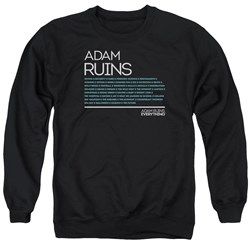 Adam Ruins Everything - Mens Everything Sweater