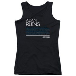 Adam Ruins Everything - Juniors Everything Tank Top