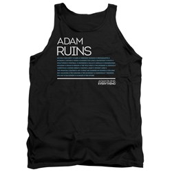 Adam Ruins Everything - Mens Everything Tank Top