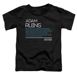 Adam Ruins Everything - Toddlers Everything T-Shirt