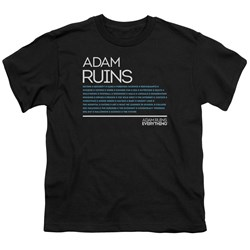 Adam Ruins Everything - Youth Everything T-Shirt