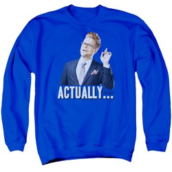 Adam Ruins Everything - Mens Actually Sweater