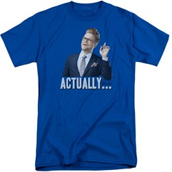 Adam Ruins Everything - Mens Actually Tall T-Shirt