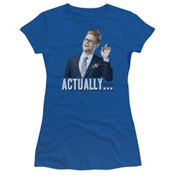 Adam Ruins Everything - Juniors Actually T-Shirt