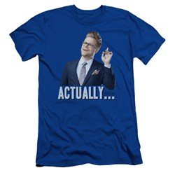 Adam Ruins Everything - Mens Actually Slim Fit T-Shirt