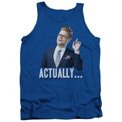 Adam Ruins Everything - Mens Actually Tank Top