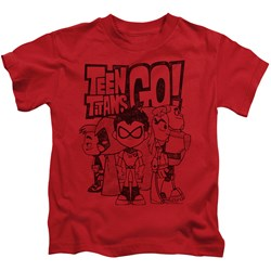 Teen Titans Go - Youth Team Up T-Shirt
