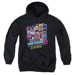 Teen Titans Go To The Movies - Youth To The Movies Pullover Hoodie