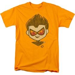 Teen Titans Go To The Movies - Mens Beachy Robin T-Shirt