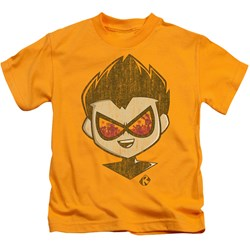 Teen Titans Go To The Movies - Youth Beachy Robin T-Shirt