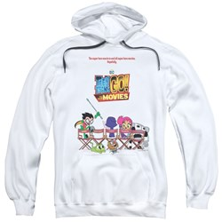 Teen Titans Go To The Movies - Mens Poster Pullover Hoodie