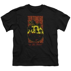 Teen Titans Go To The Movies - Youth Titans Silhouette T-Shirt