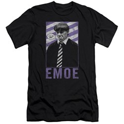 Three Stooges - Mens Emoe Premium Slim Fit T-Shirt