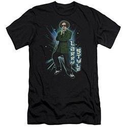 Three Stooges - Mens Larry Style Premium Slim Fit T-Shirt