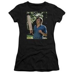 Dazed And Confused - Juniors Obannion Premium Bella T-Shirt