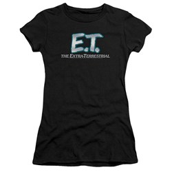 Et - Juniors Logo Premium Bella T-Shirt