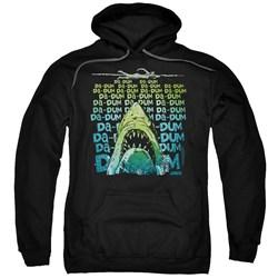 Jaws - Mens Da Dum Pullover Hoodie