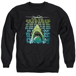 Jaws - Mens Da Dum Sweater