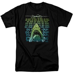 Jaws - Mens Da Dum T-Shirt