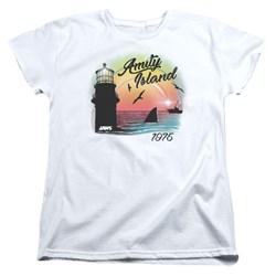 Jaws - Womens Amity Island T-Shirt