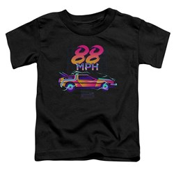 Back To The Future - Toddlers 88 Mph T-Shirt