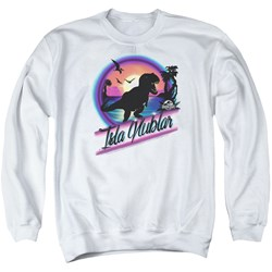 Jurassic Park - Mens Prehistoric Walk Sweater