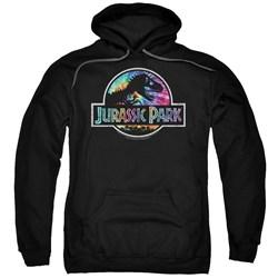 Jurassic Park - Mens Prehistoric Groove Pullover Hoodie
