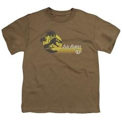 Jurassic Park - Youth Isla Nublar 93 T-Shirt