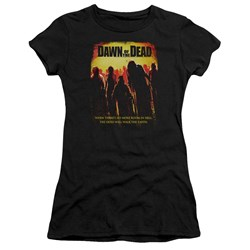 Dawn Of The Dead - Juniors Title Premium Bella T-Shirt