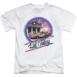 Back To The Future - Youth Ride T-Shirt