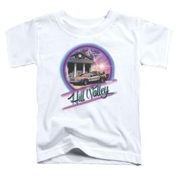 Back To The Future - Toddlers Ride T-Shirt