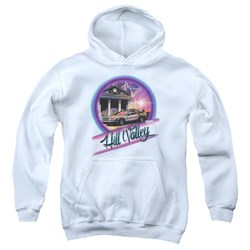 Back To The Future - Youth Ride Pullover Hoodie