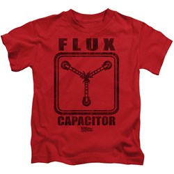 Back To The Future - Youth Flux Capacitor T-Shirt