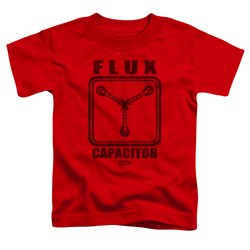 Back To The Future - Toddlers Flux Capacitor T-Shirt