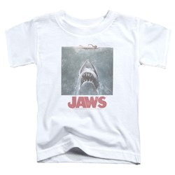 Jaws - Toddlers Distressed Jaws T-Shirt