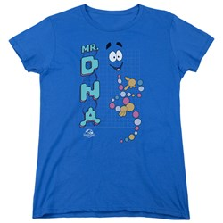 Jurassic Park - Womens Mr Dna T-Shirt