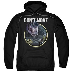 Jurassic Park - Mens Dont Move Pullover Hoodie
