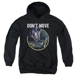 Jurassic Park - Youth Dont Move Pullover Hoodie