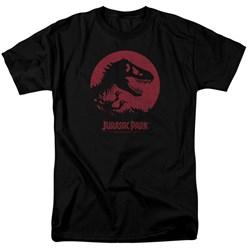 Jurassic Park - Mens T-Rex Sphere T-Shirt