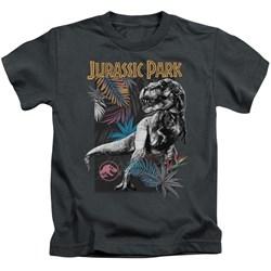 Jurassic Park - Youth Foliage T-Shirt
