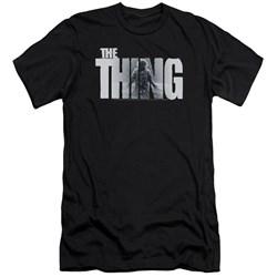 Thing - Mens Logo Premium Slim Fit T-Shirt