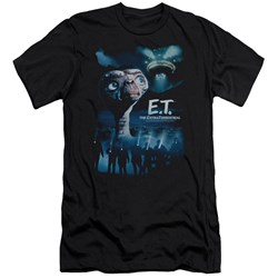Et - Mens Going Home Premium Slim Fit T-Shirt