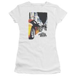Tokyo Drift - Juniors Poster Premium Bella T-Shirt