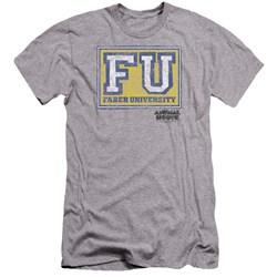 Animal House - Mens Faber University Premium Slim Fit T-Shirt