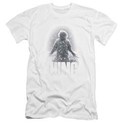 Thing - Mens Snow Thing Premium Slim Fit T-Shirt