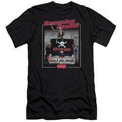 Animal House - Mens Ramming Speed Premium Slim Fit T-Shirt