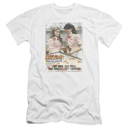 Fast Times Ridgemont High - Mens Fast Carrots Premium Slim Fit T-Shirt